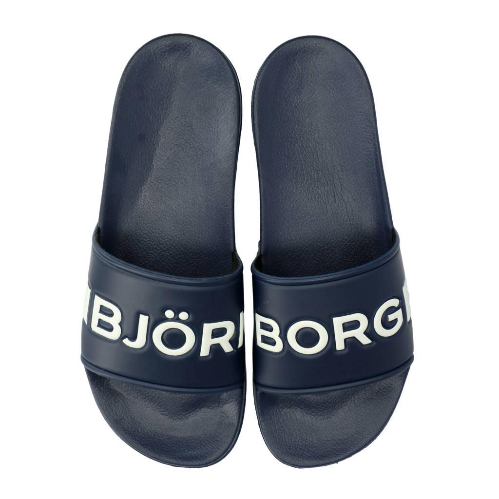 M Donkerblauw Borg Ii Harper Björn Badslippers 6xtq8AqP