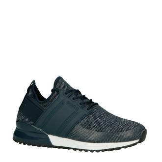 R220 LOW SCK MLG M sneakers donkerblauw