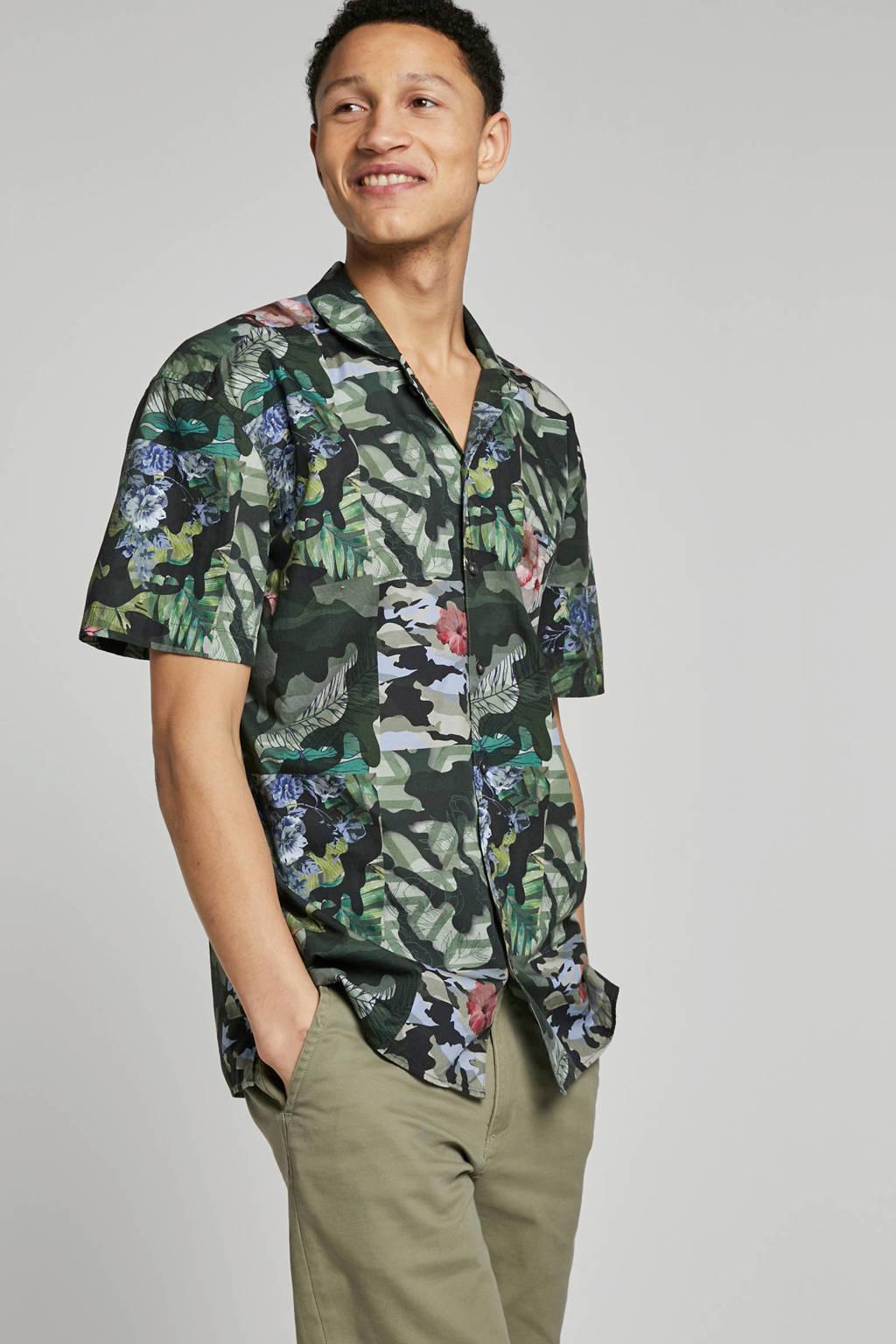 Strellson overhemd, Groen