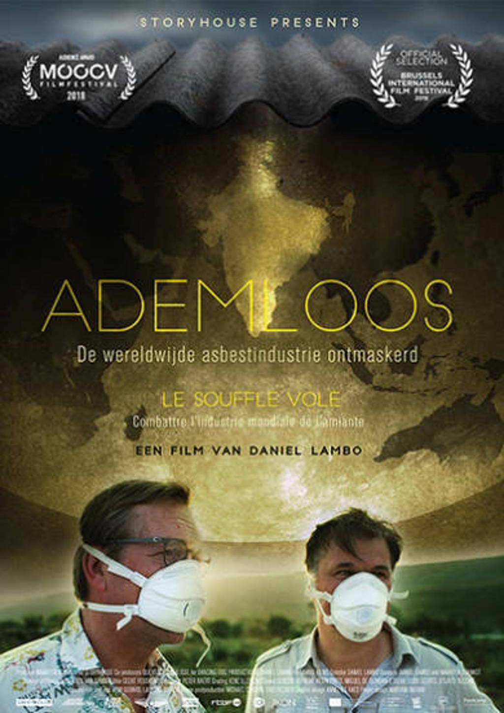 Ademloos (DVD)