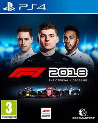 F1 2018 (PlayStation 4)