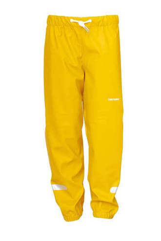 kids regenbroek geel