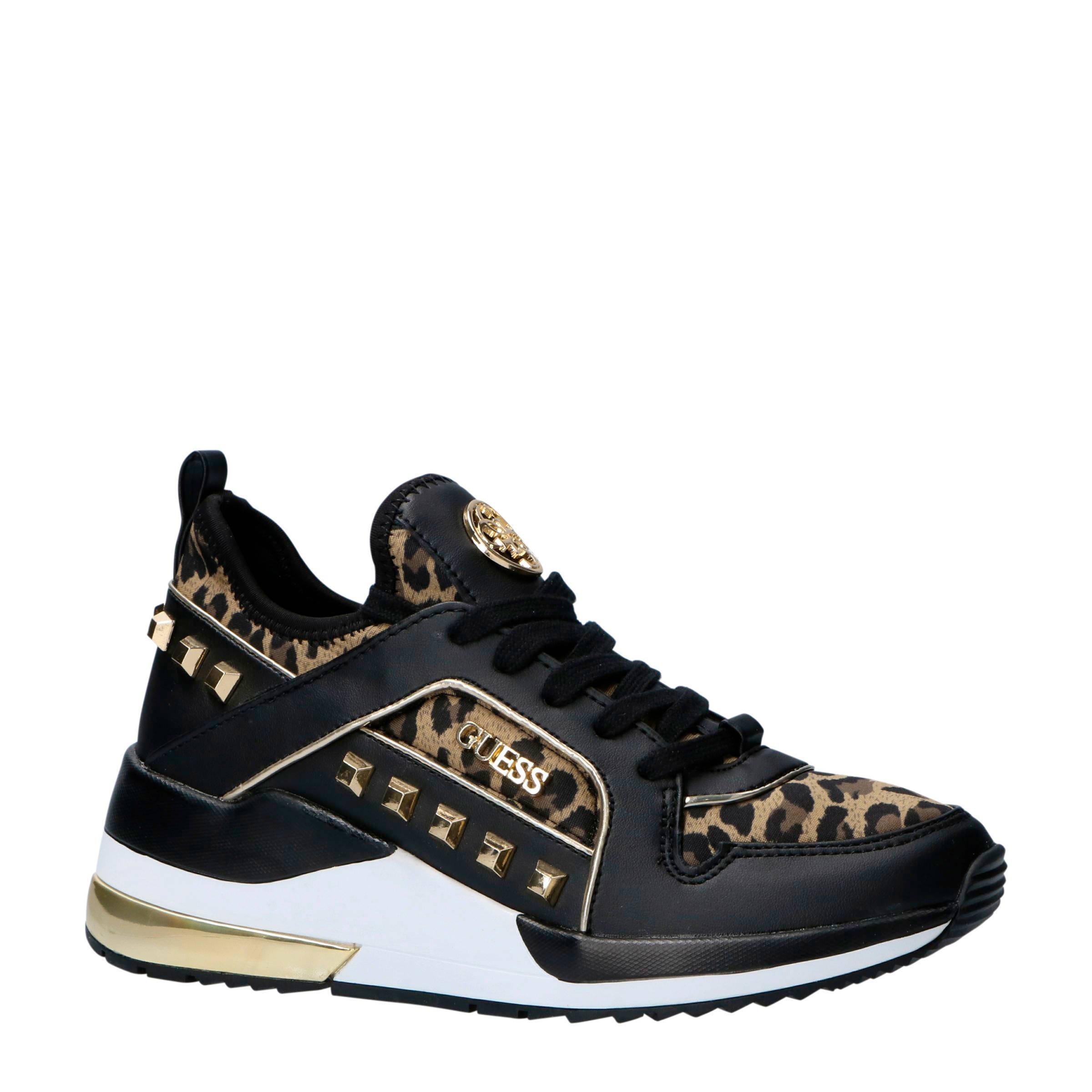 tijgerprint schoenen dames