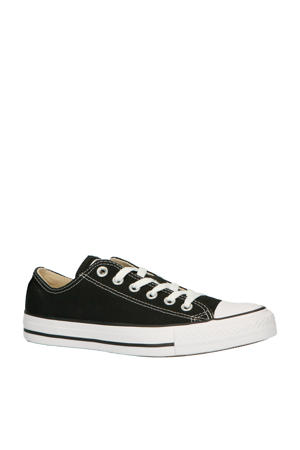 Chuck Taylor All Star OX sneakers zwart/wit