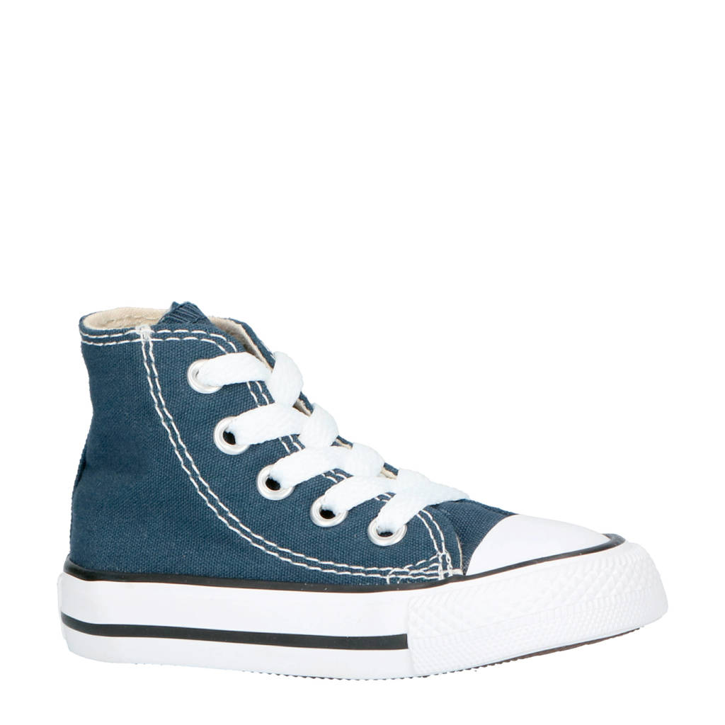 Converse  All Star sneakers donkerblauw, Donkerblauw/wit