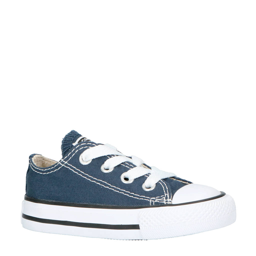 Converse  Chuck Taylor All Star OX donkerblauw, Donkerblauw