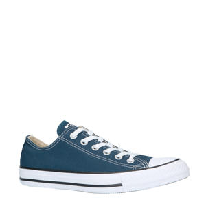 Chuck Taylor All Star OX sneakers donkerblauw