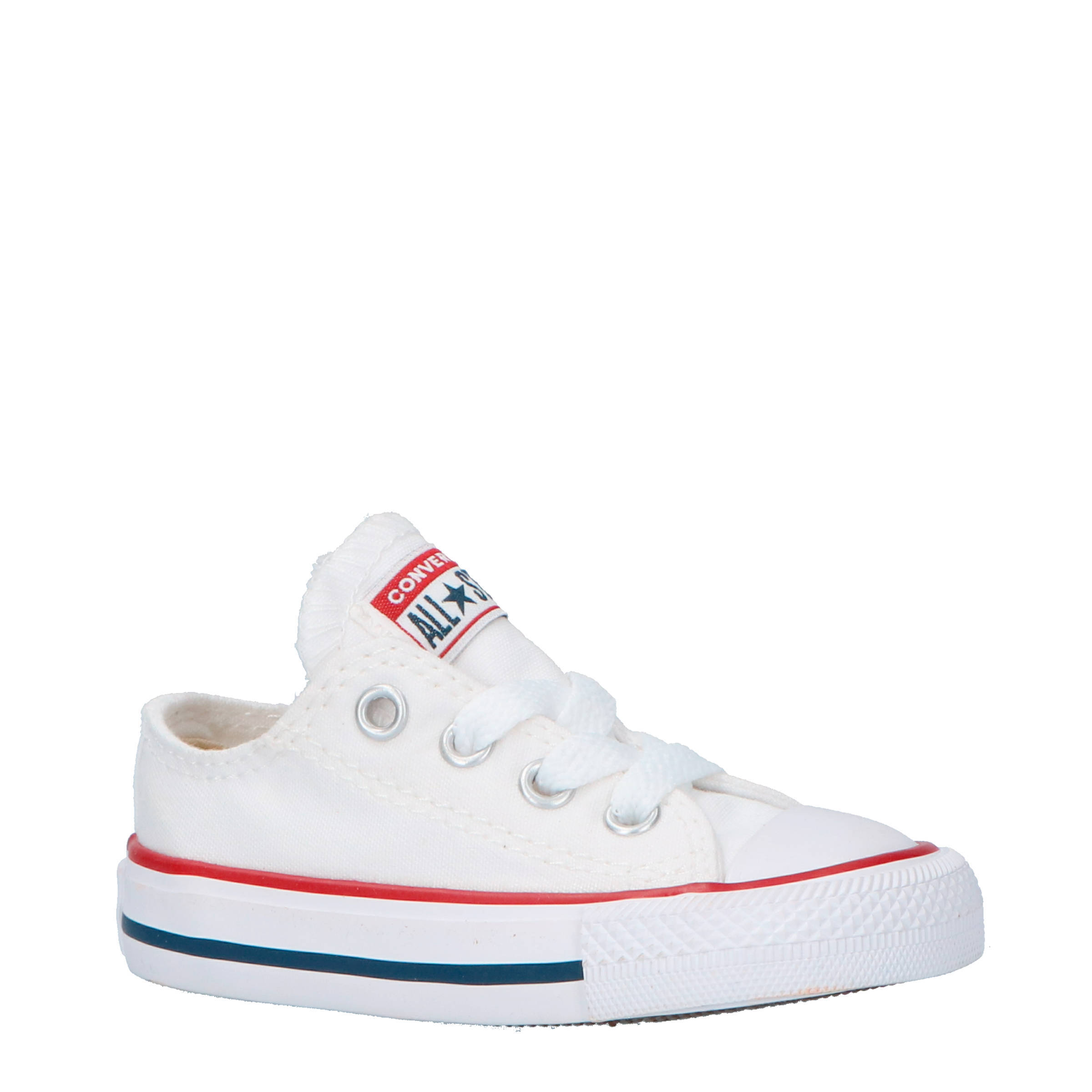 Converse Chuck Taylor All Star OX wit | wehkamp