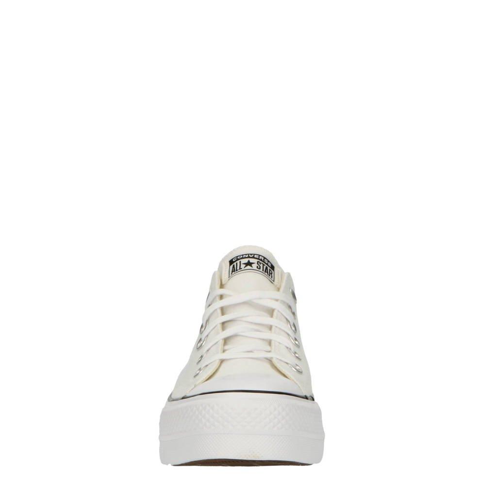 766957e9ee2 Converse Chuck Taylor All Star Lift OX sneakers wit/zwart, Wit/zwart