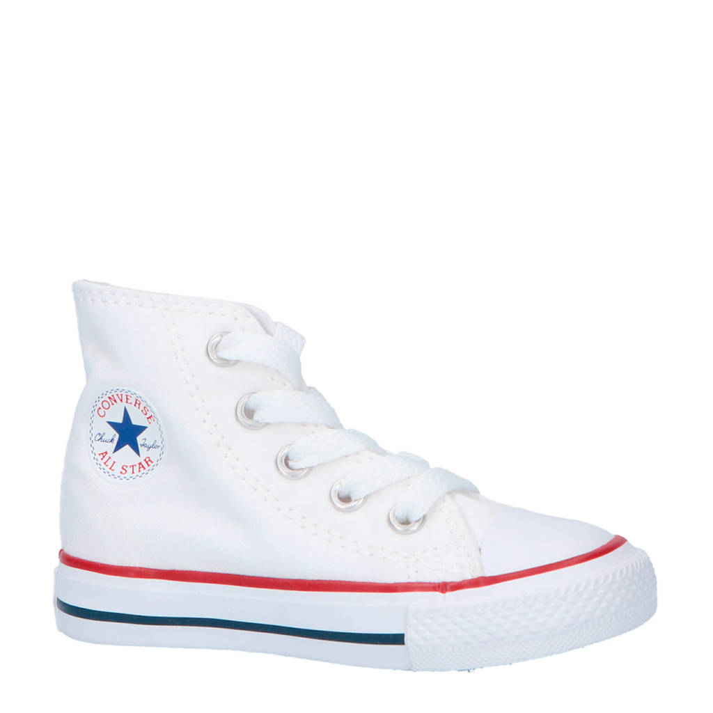 Converse  Chuck Taylor All Star sneakers wit, Wit