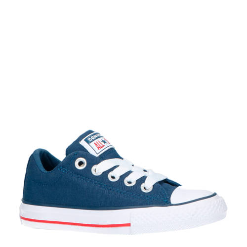Converse Chuck Taylor All Star Street Slip sneakers donkerblauw