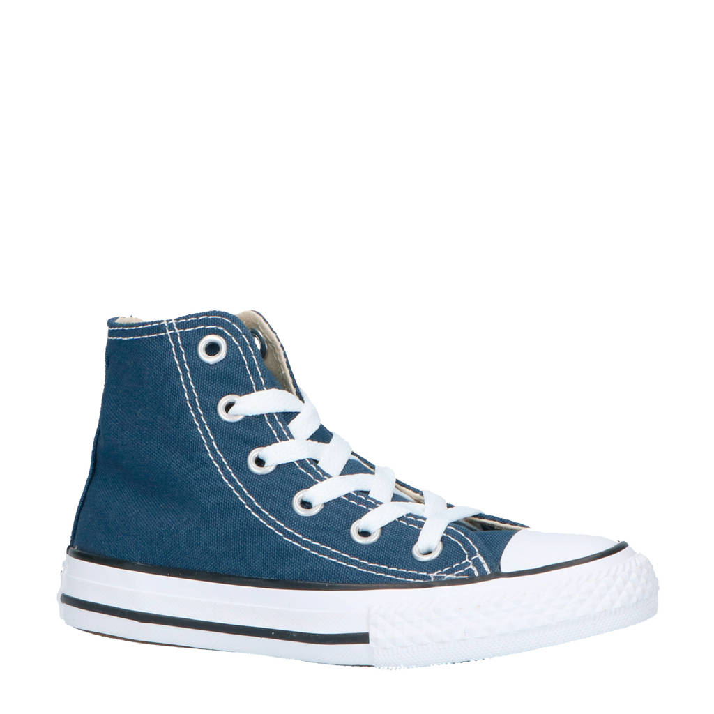 Converse Chuck Taylor All Star HI sneakers  donkerblauw, Blauw