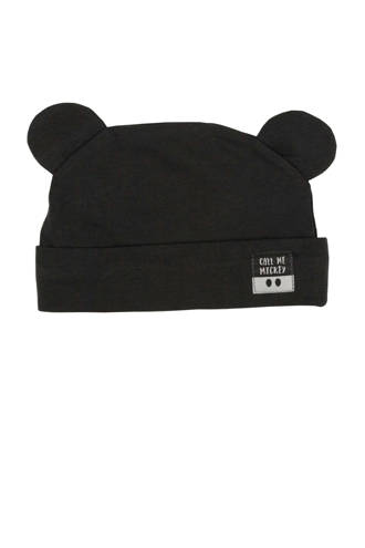 baby muts  Mickey Mouse off black