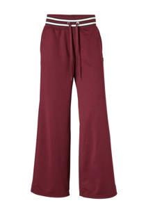 G-Star RAW loose fit broek rood