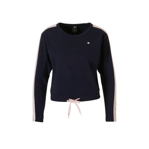 G-Star RAW trui donkerblauw kopen