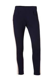 G-Star RAW slim fit broek donkerblauw