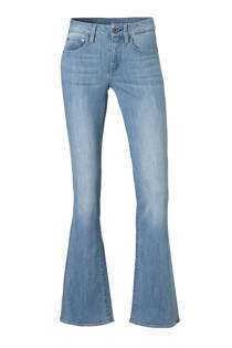 G-Star RAW flared fit jeans blauw (dames)