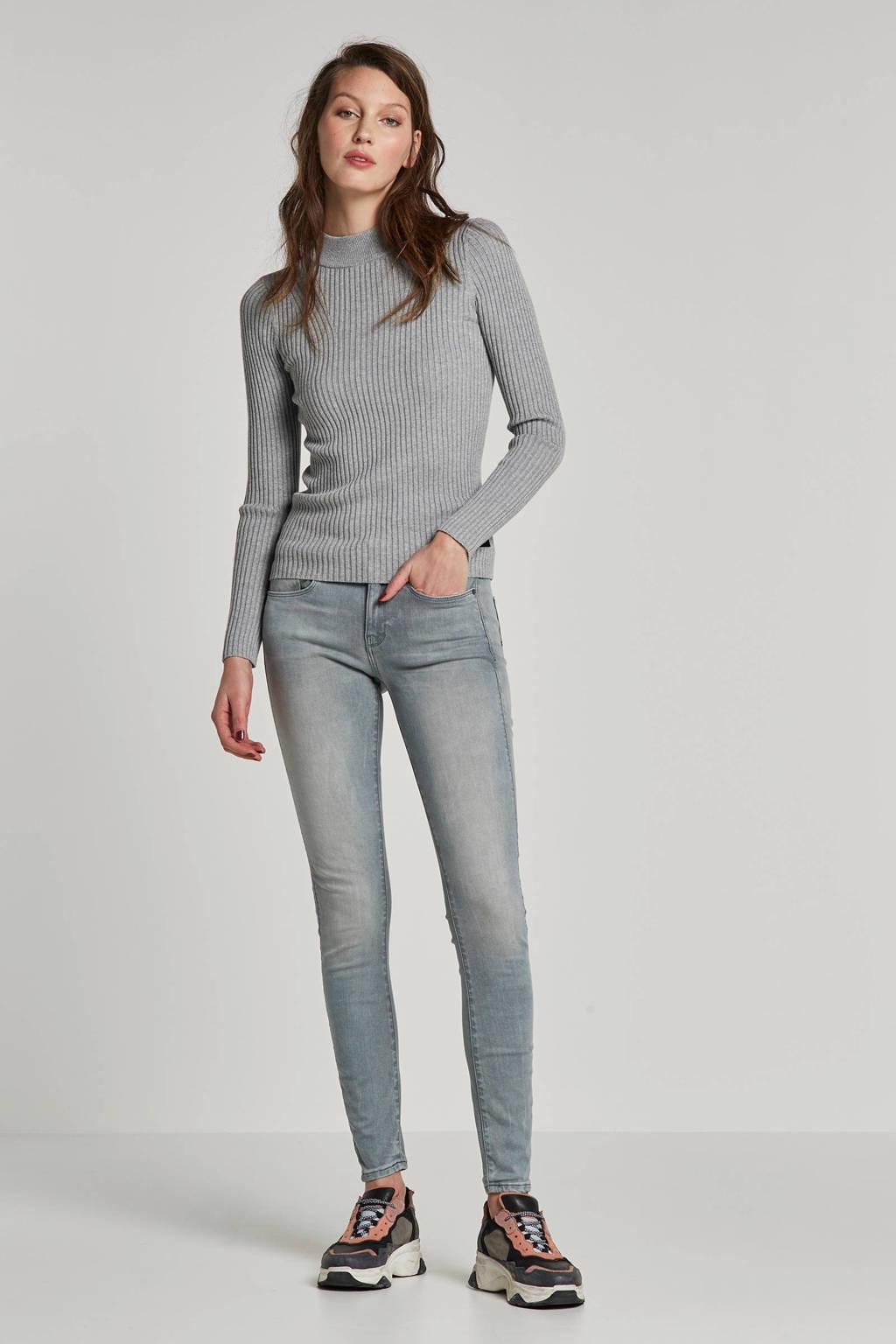 G-Star RAW skinny fit jeans blauw, Blauw