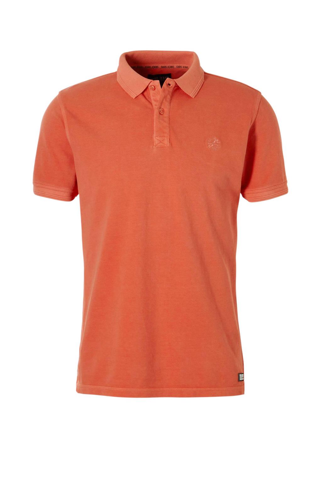 Cars Mason polo oranje, Oranje