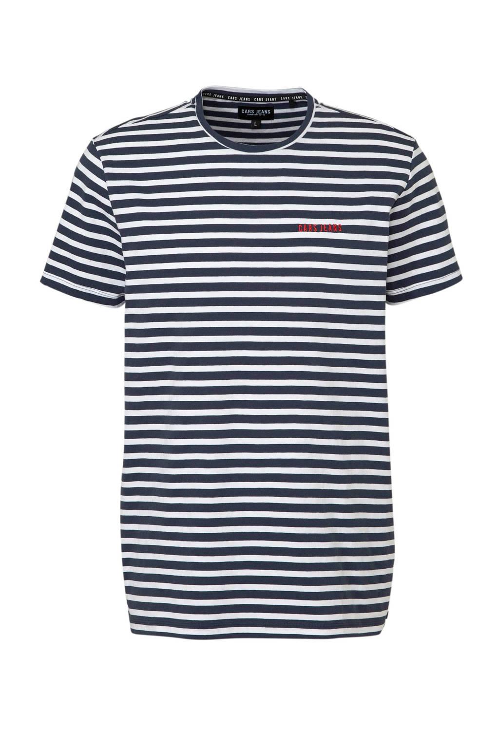 Cars T-shirt, Blaue=w/wit