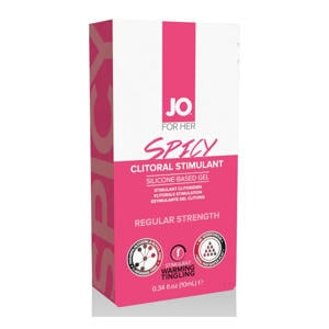 For Her stimulerende clitoris gel - Warming Spicy