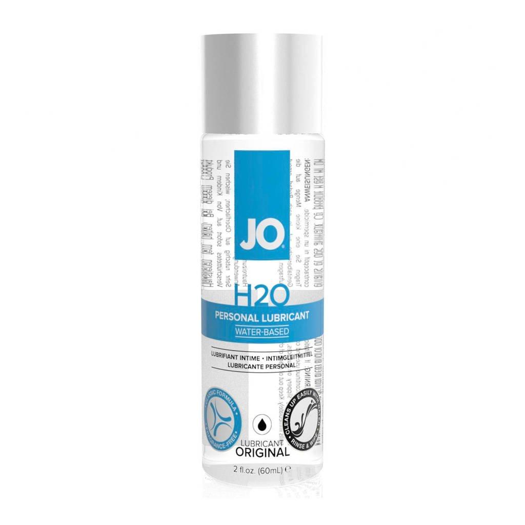 System JO H2O glijmiddel - 60 ml
