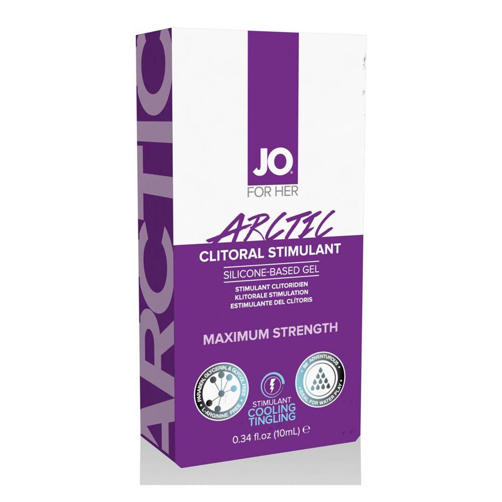 System JO For Her stimulerende clitoris gel - Cooling Arctic