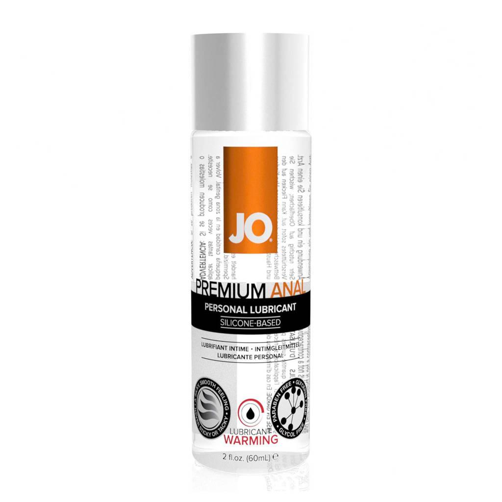 System JO Anaal verwarmende glijmiddel - 60 ml