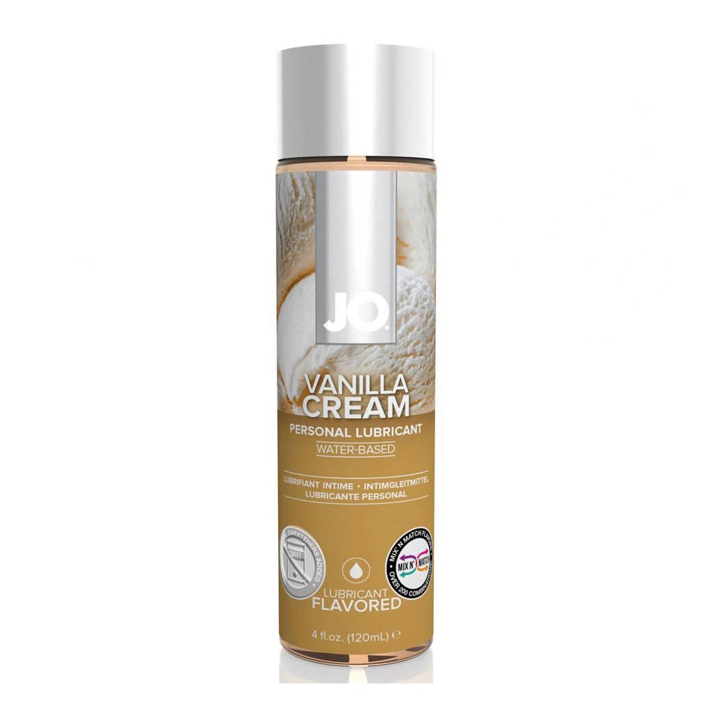 System JO H2O Vanille glijmiddel - 120 ml