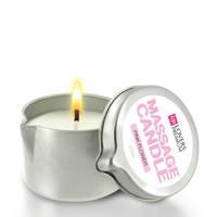 Lovers Premium Pink Flower massagekaars - 50 ml