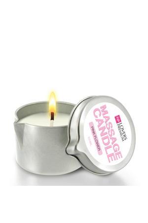 Pink Flower massagekaars - 50 ml