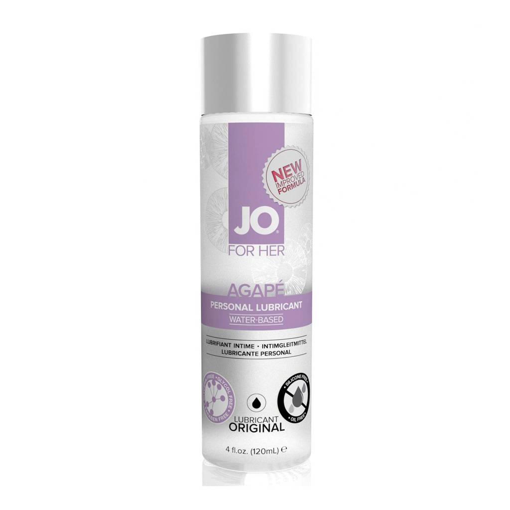 System JO For Her Agape glijmiddel - 120 ml