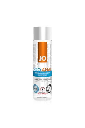 Anaal H2O verwarmende glijmiddel - 120 ml