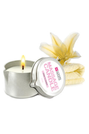 Vanilla Cream massagekaars - 50 ml