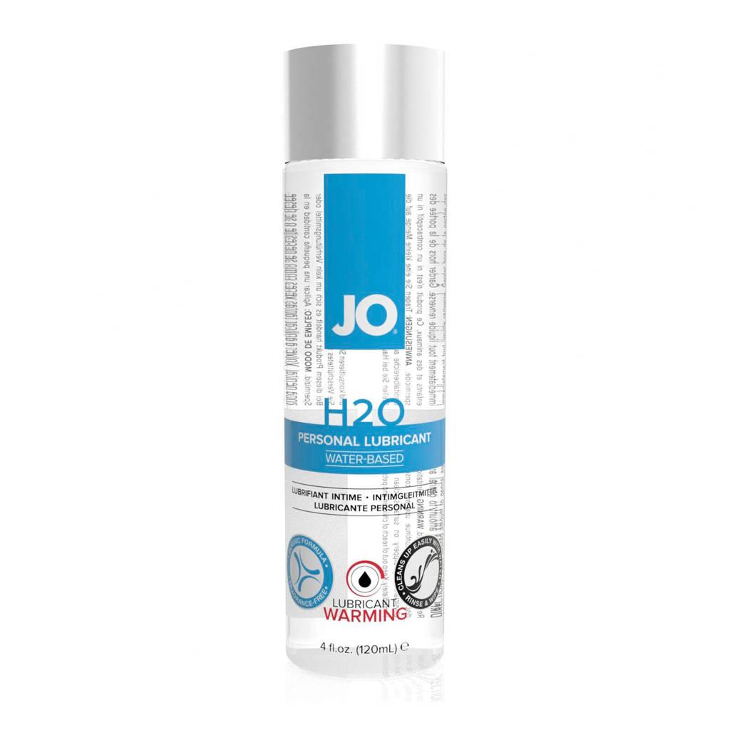 System JO H2O verwarmende glijmiddel - 120 ml