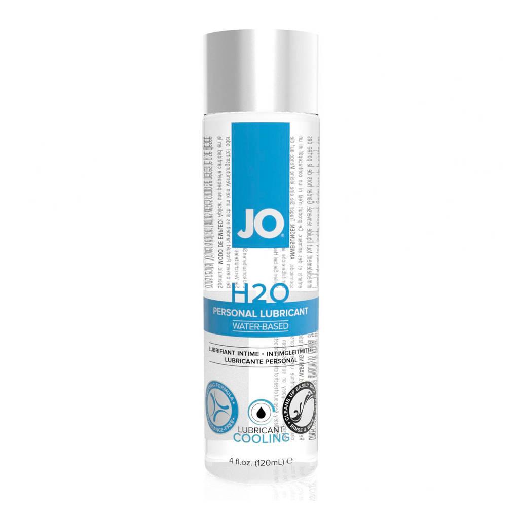 System JO H2O verkoelende glijmiddel - 120 ml