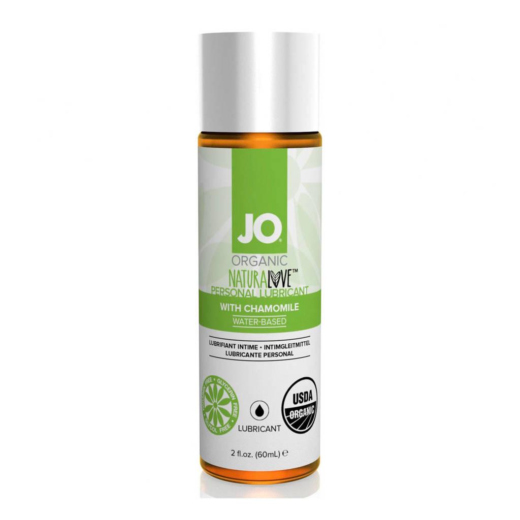 System JO Organic NaturaLove glijmiddel - 60 ml