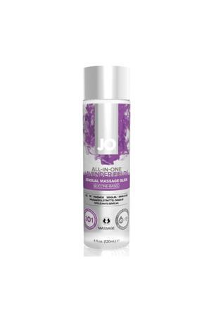 All-in-One Sensual Massage Glide lavendel - 120 ml