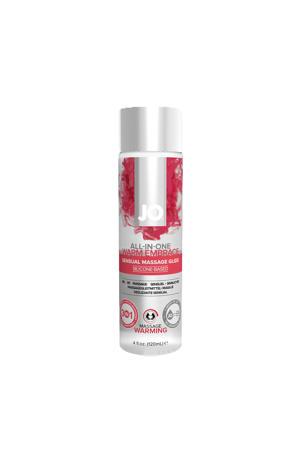 All-in-One Sensual Massage Glide warm - 120 ml