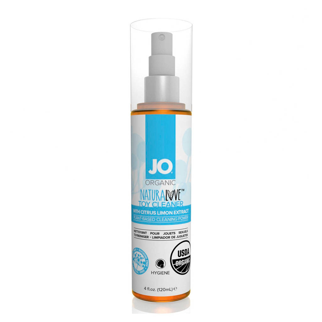 System JO Organic NaturaLove Toy Cleaner - 120 ml