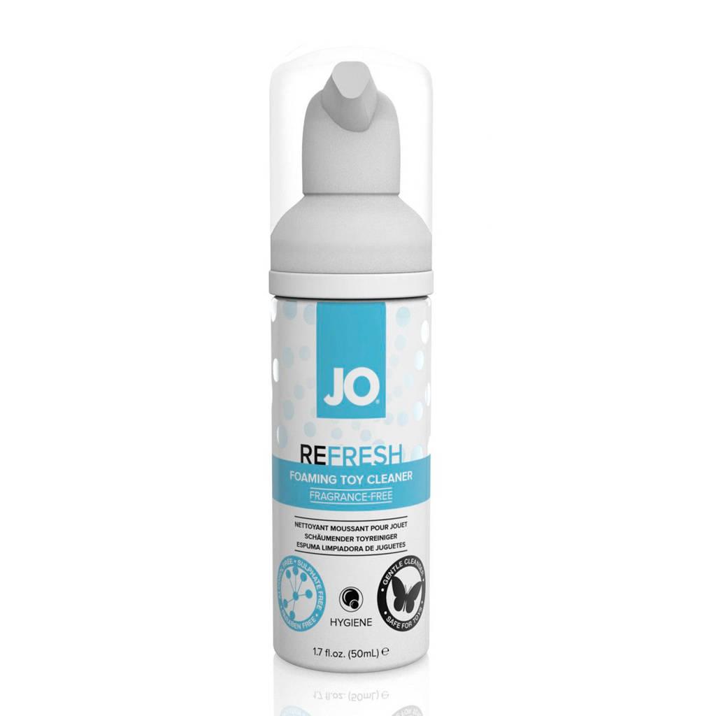 System JO Refresh Toy Cleaner schuim - 50 ml