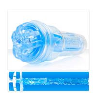 Fleshlight Turbo Ignition masturbator - blue ice, Blauw
