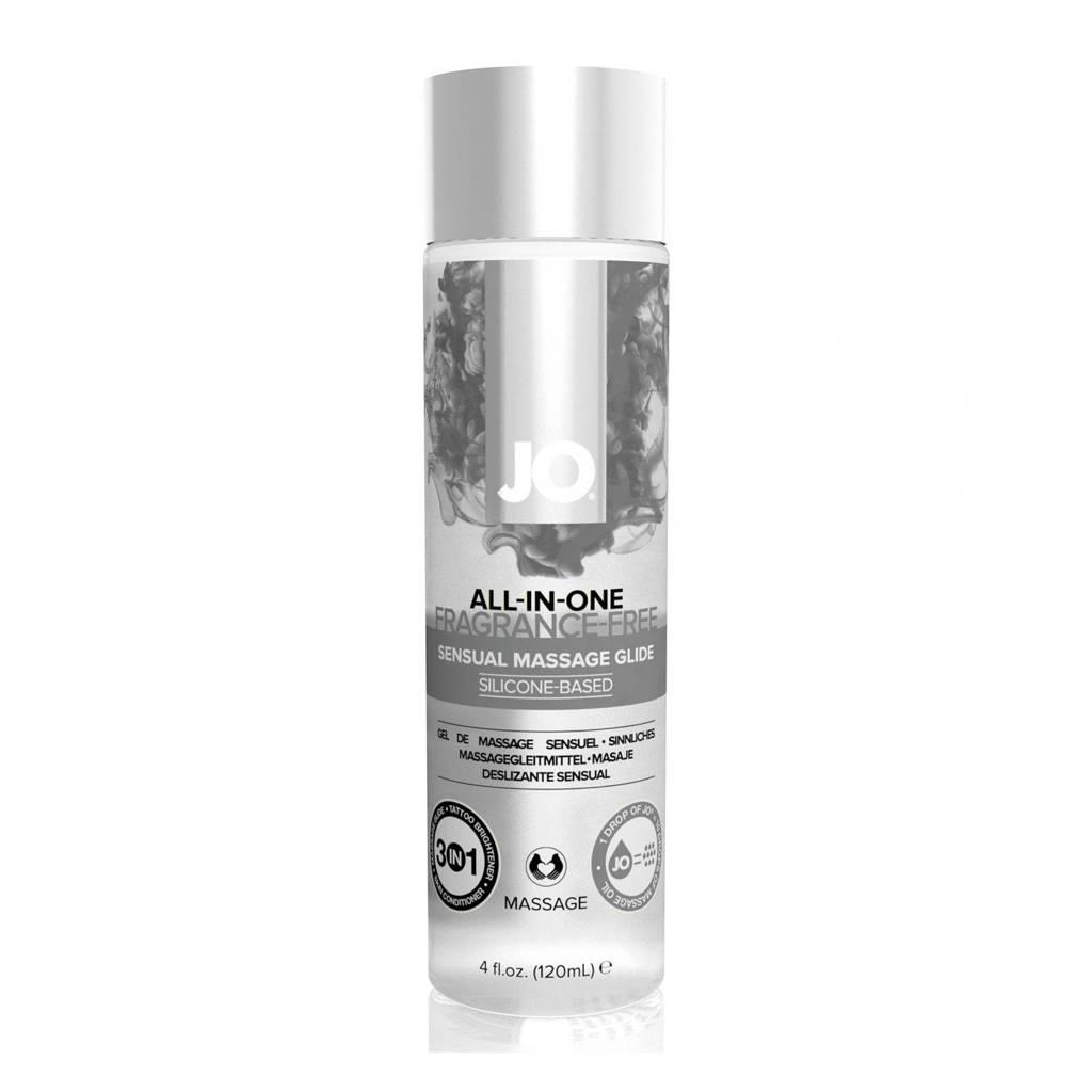 System JO All-in-One Sensual Massage Glide - 120 ml