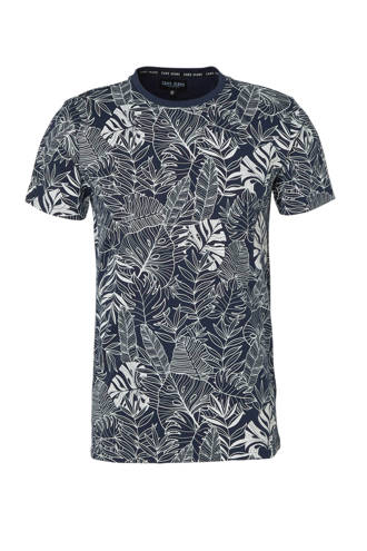 T-shirt met all over print
