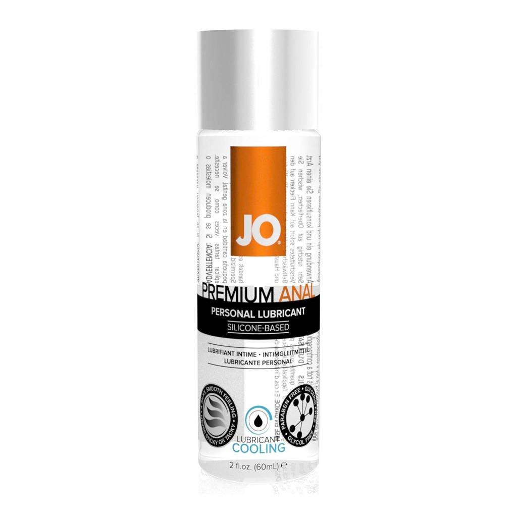 System JO Anaal verkoelende glijmiddel - 60 ml