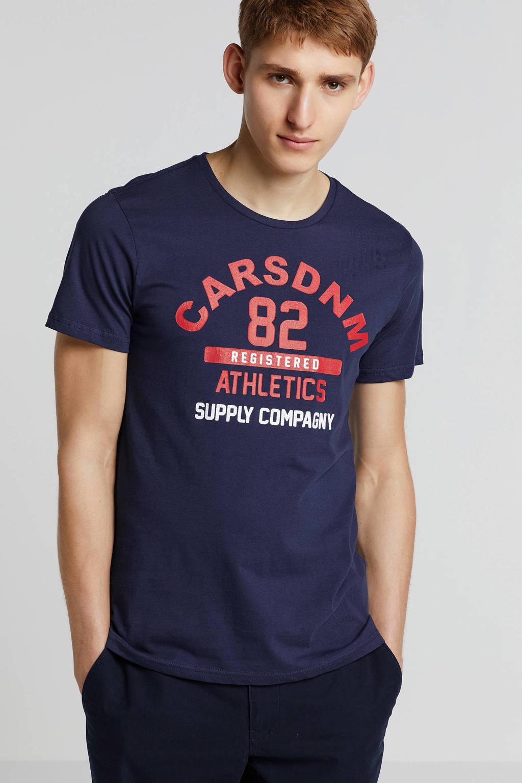 Cars T-shirt, Donkerblauw