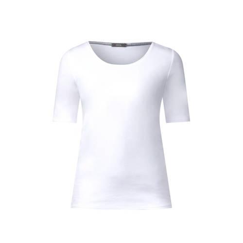 CECIL shirt met halflange mouw