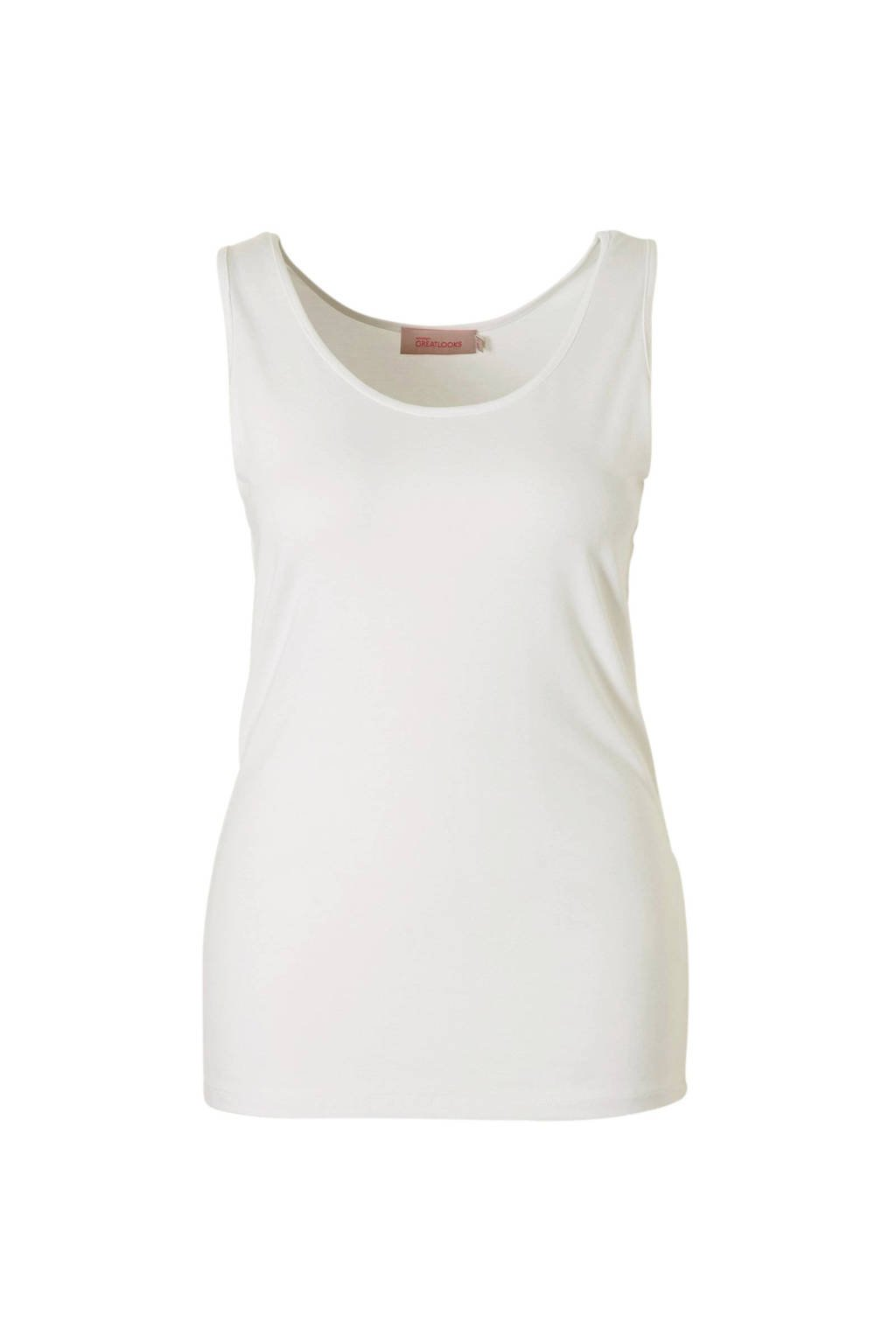 whkmp's great looks tanktop wit, Wit