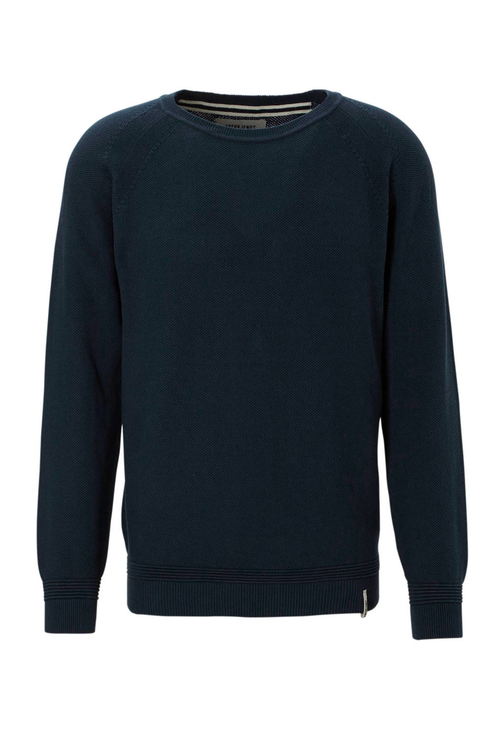 Anerkjendt trui Regin, Donkerblauw