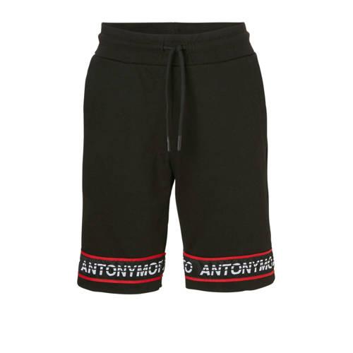 Antony Morato sweatshort zwart kopen